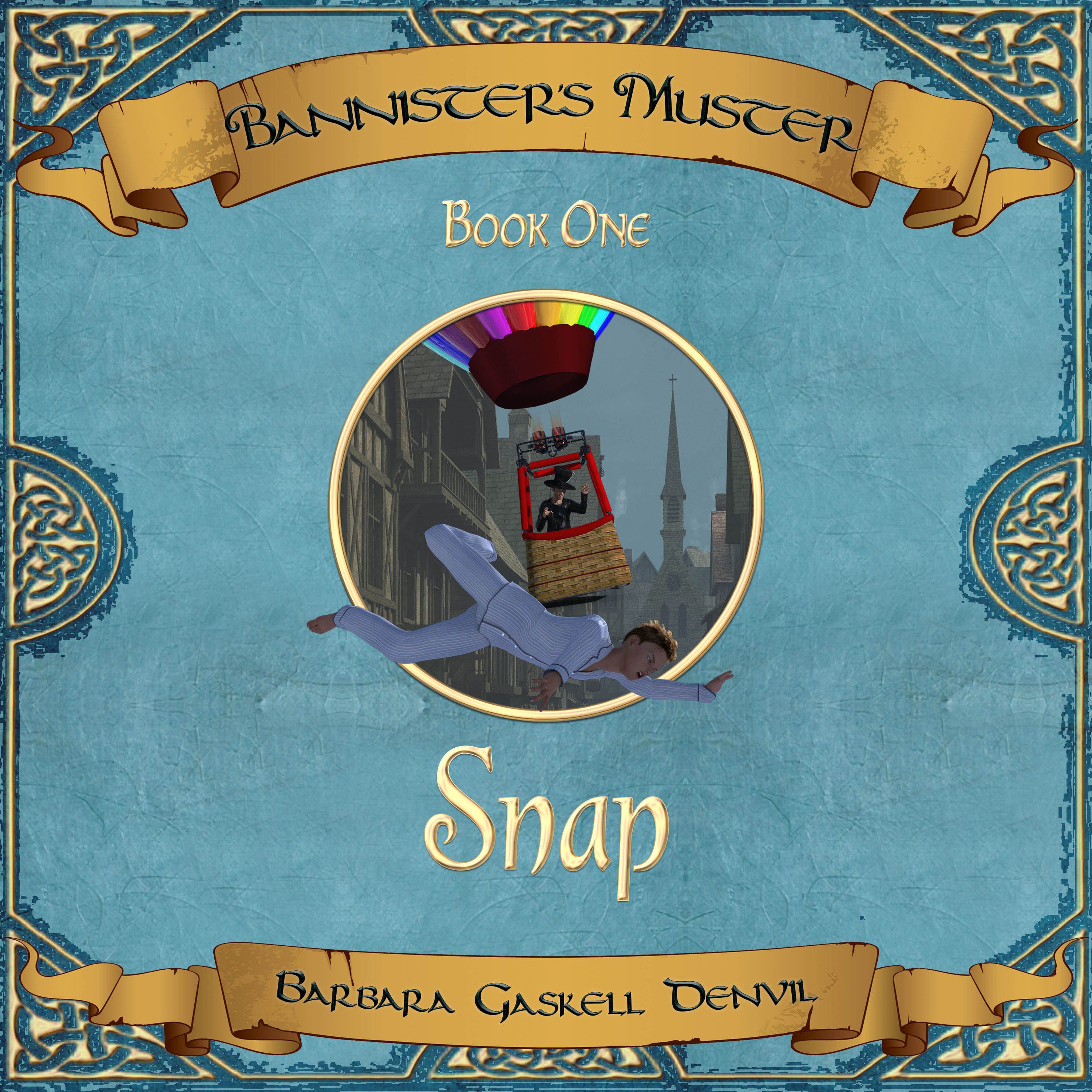 Bannister's Muster Book One Snap by Barbara Gaskell Denvil